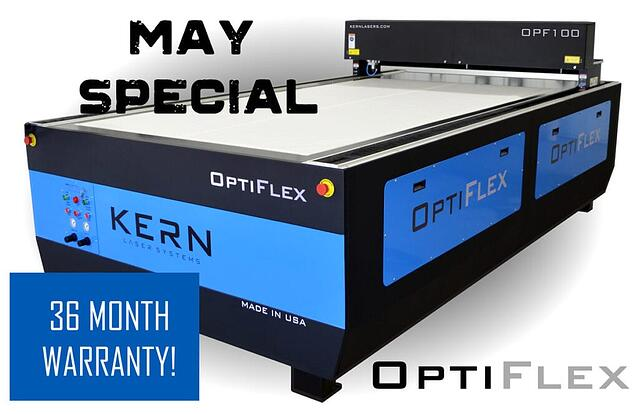 May Special - 36 Month Warranty - OptiFlex