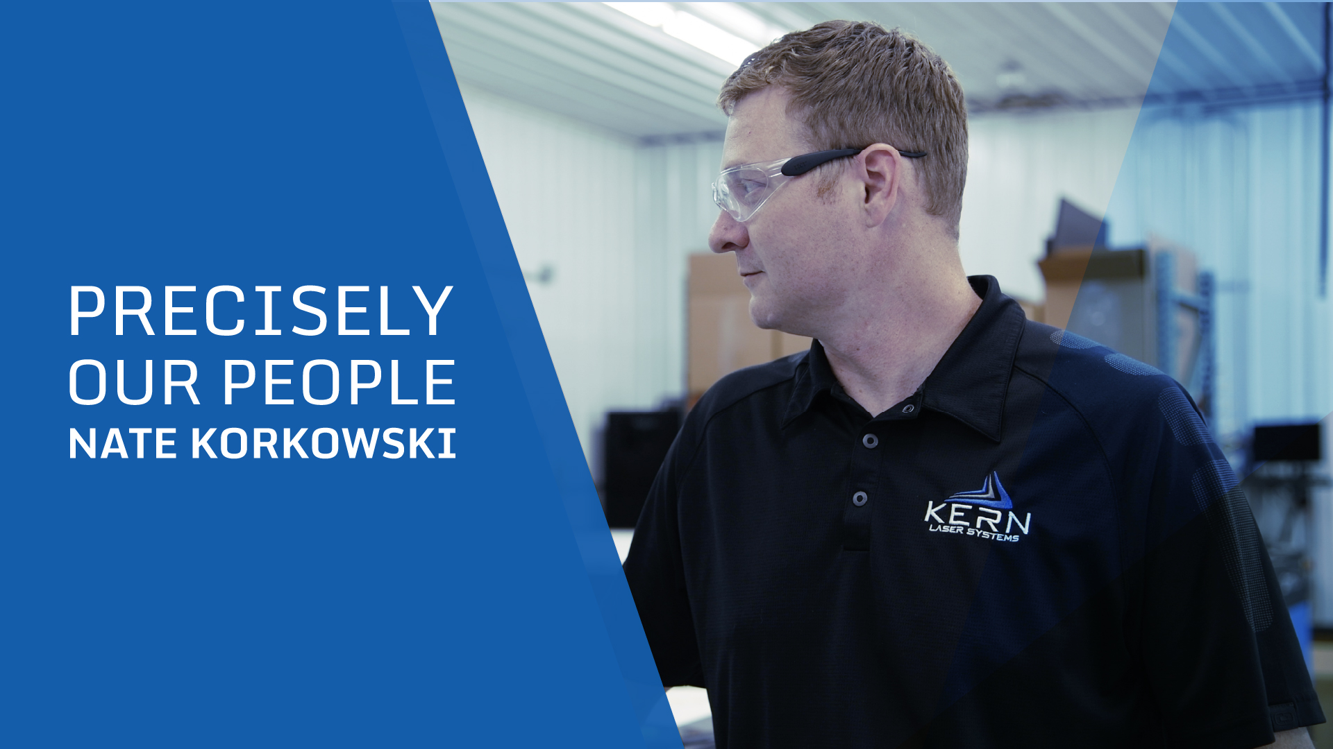 Precisely Our People: Meet Nate Korkowski