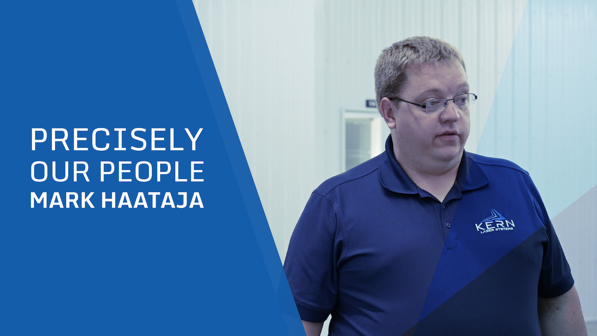 Precisely Our People: Meet Mark Hataaja