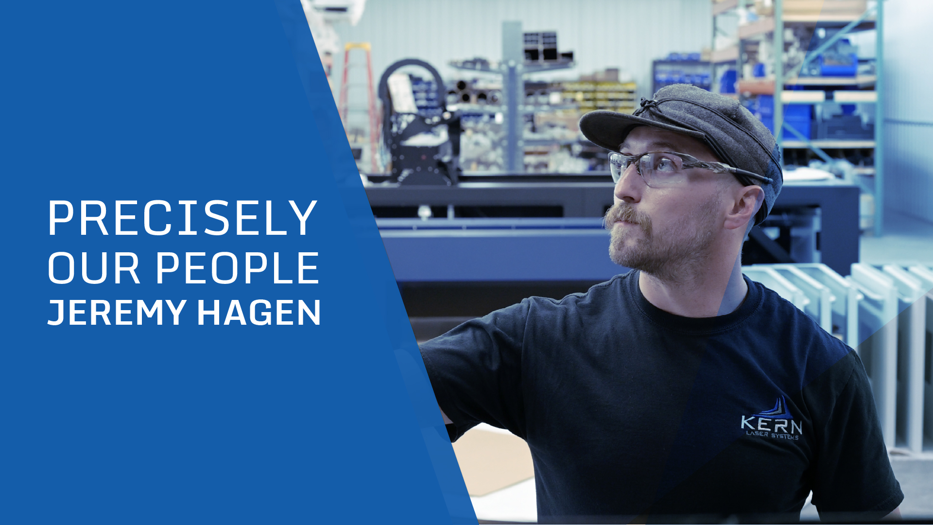 Precisely Our People: Meet Jeremy Hagen