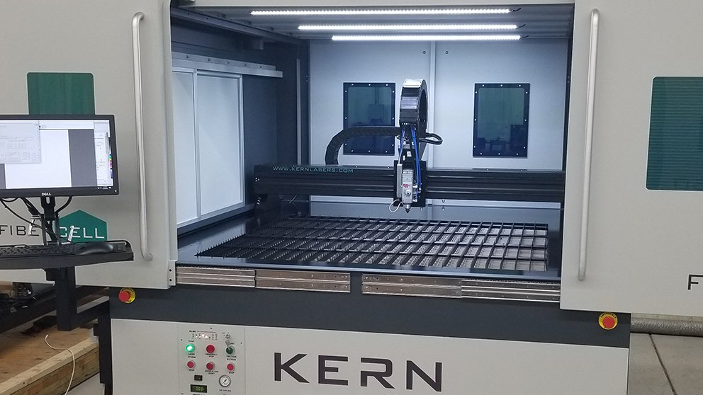 Kern Launches New LaserCELL